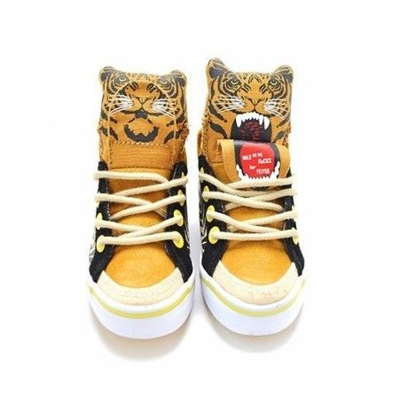 Feiyue Milk on the Rocks  Tiger Sneakers