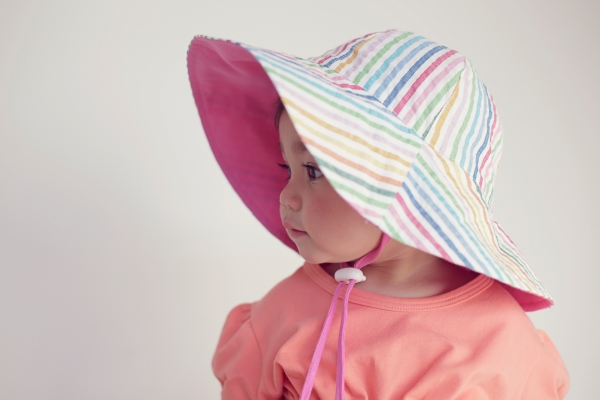 Moppit Candy Stripe Hat