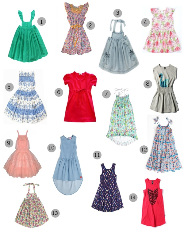 Moppit and more dresses
