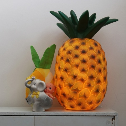 Heico Pineapple Lamp in store now.