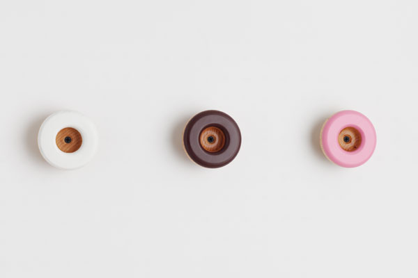 donut wall hooks from moppit and more